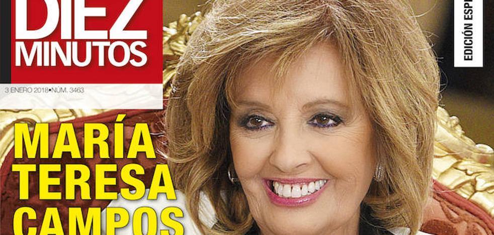 María Teresa Campos quiere volver a los platós