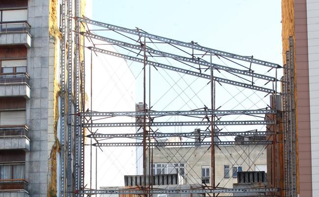 La construcción de vivienda libre se reactiva con 234 licencias concedidas desde octubre
