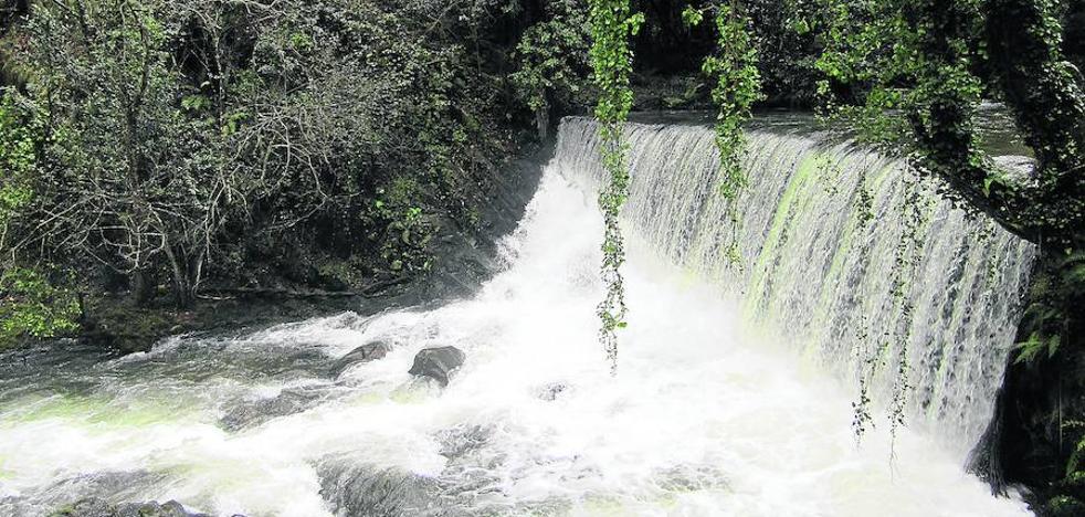 Cascada del Suarón-Meredo
