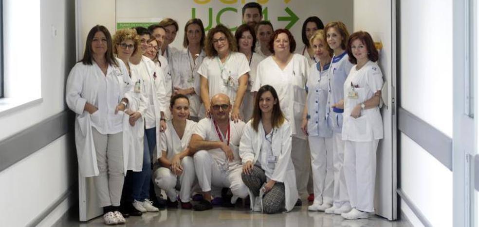 El HUCA cierra el año con 72 trasplantes de riñón y 48 de hígado, cifras de récord