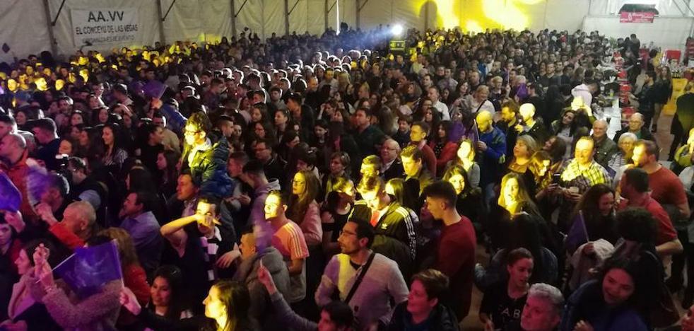 La Orquesta Panorama reúne a más de 1.600 personas en Las Vegas