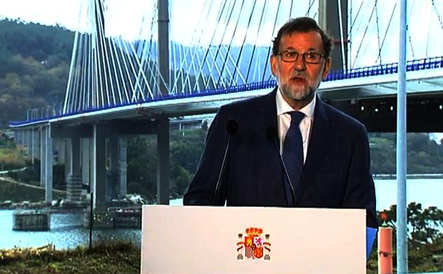 Rajoy desea un «feliz 2016»