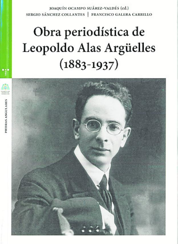 Resultado de imagen de Obra periodística de Leopoldo Alas