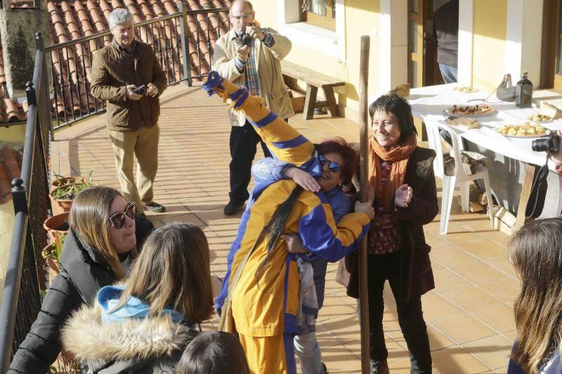 Ponga abre el año con el aguinaldo del Guirria