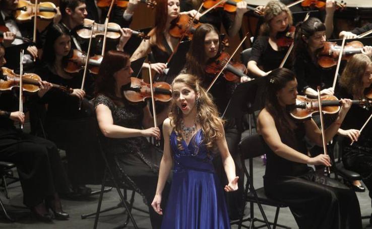 El Jovellanos recibe el Año Nuevo con Strauss