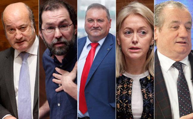 La oposición responsabiliza al PSOE del cierre de las minas y llama «hipócrita» a Fernández