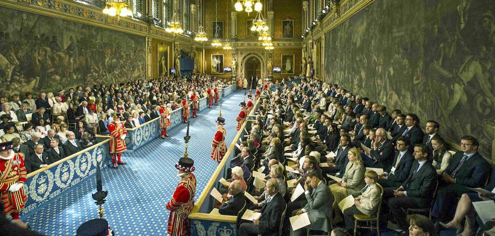 El acoso sexual corroe Westminster