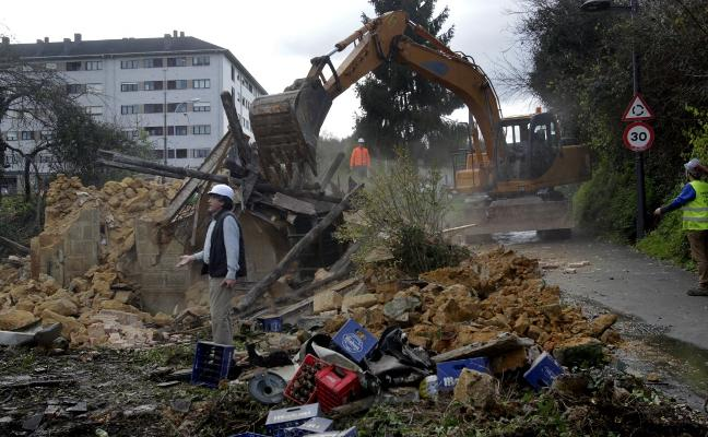 Desaparece Casa Domitila, el chigre más viejo de Oviedo