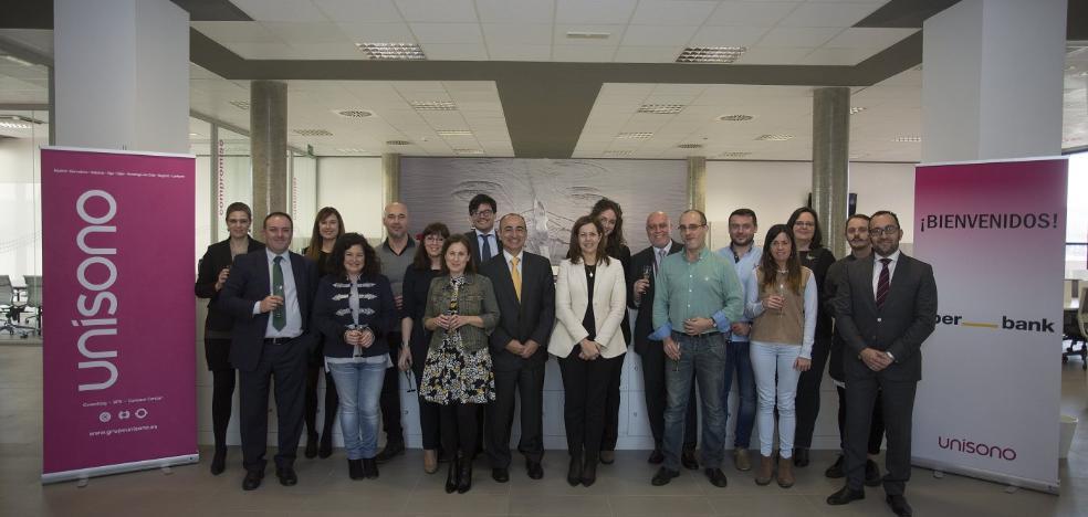 Unísono gestiona ya desde Gijón toda la atención telefónica de Liberbank