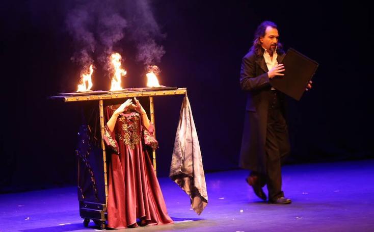 La Semana Mágica se estrena con éxito de público en Siero