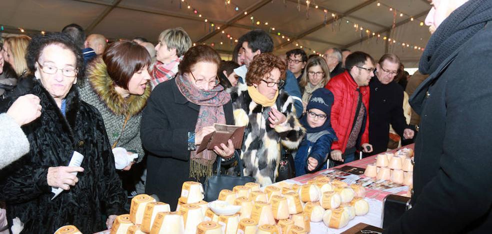 Caja Rural, Afuega'l pitu de Oro 2018 por su apoyo a los quesos asturianos
