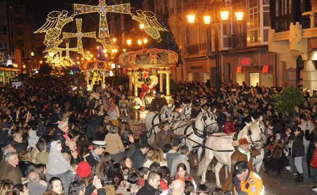 La cabalgata de Reyes contará con más de 1.500 figurantes y 40 comitivas