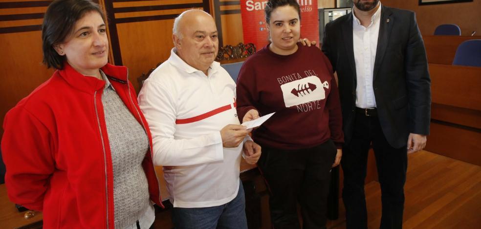 Crece el número de familias que llena su despensa gracias a Cruz Roja del Nalón