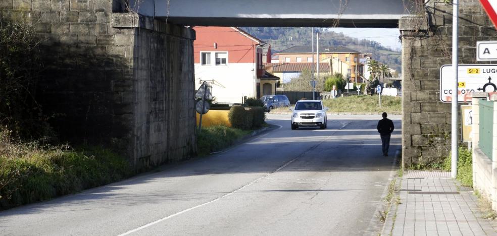 Vecinos de Viella alertan del riesgo del túnel de la SI-2