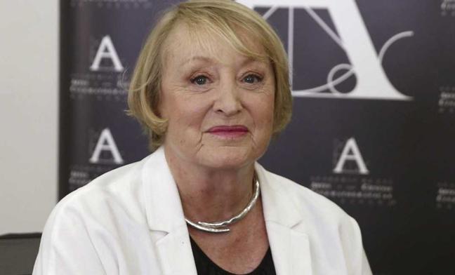 La presidenta de la Academia de Cine, hospitalizada por un ictus
