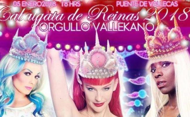 El juez permite que la carroza con la 'drag queen' participe en la cabalgata de Vallecas