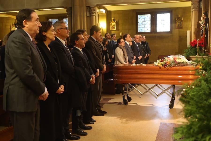 Asturias despide a Aurelio Menéndez