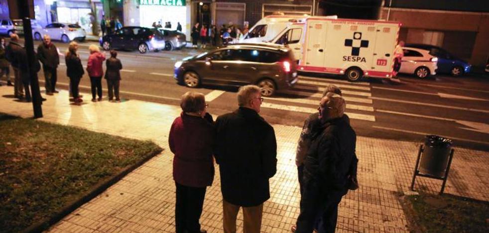 El atropello de una joven en El Serrallo agiliza la instalación de un paso de peatones en el barrio