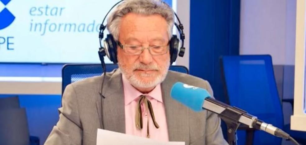 Luis del Val llama 'maricones de mierda' a un colectivo gay