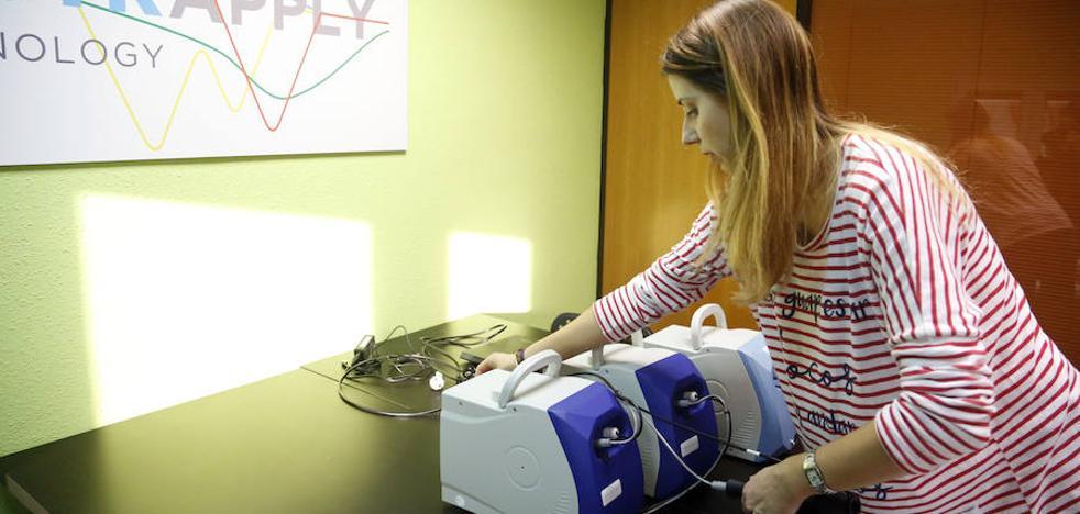 Un laboratorio en miniatura en Lugones