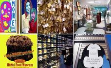 Algunos de los museos más curiosos del mundo