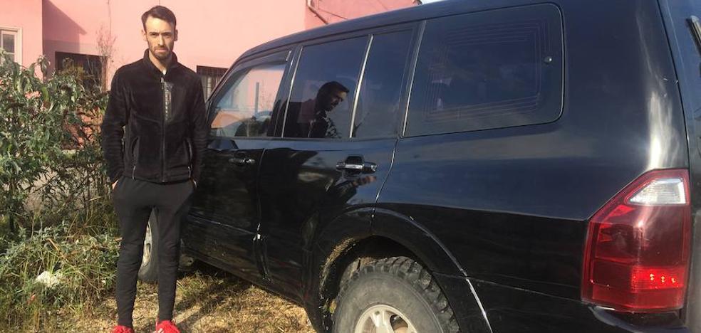 «En ningún momento pusimos a nadie en riesgo», dice el conductor del vehículo atrapado en L'Angliru