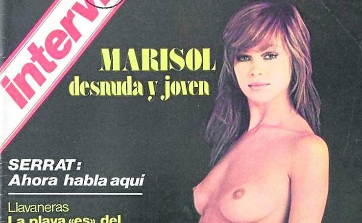 Estas fueron algunas de las portadas que hicieron famosa a la revista 'Interviú'