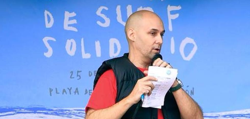 Fallece de ELA Martín Rius, fundador de Surf Solidario