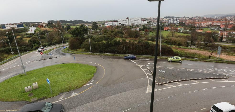 Un enlace a la Ronda Norte desde Saint-Gobain evitará el paso de sus camiones por el centro
