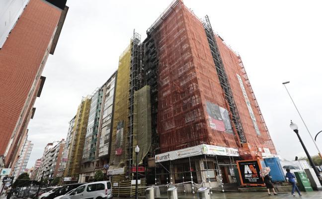 Las comunidades de vecinos deberán competir por las ayudas a fachadas