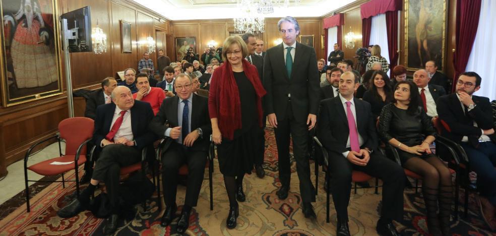 Huerga pide que se mantenga el consenso sobre el plan de vías y la Ronda Norte