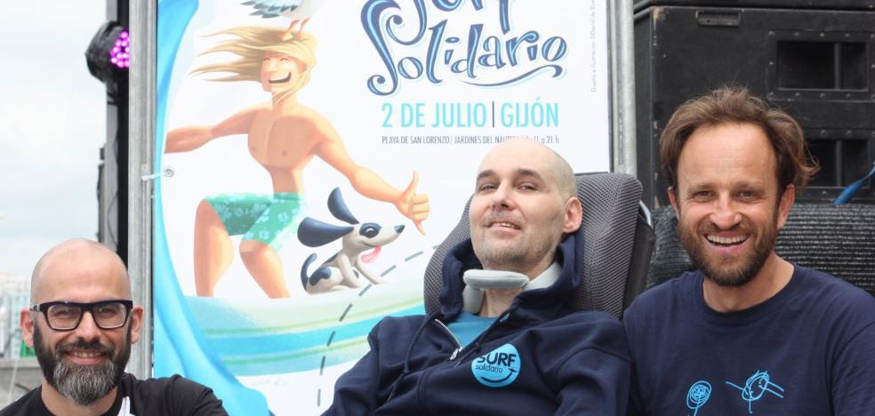 Adiós al surf solidario de Martín Rius