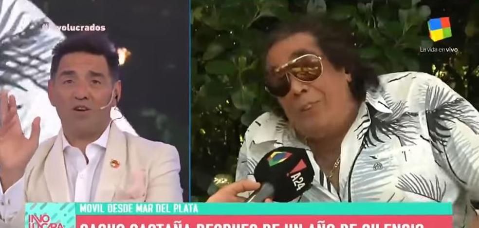 «Si la violación es inevitable, relajate y gozá»: la terrible cita de un cantante argentino en televisión