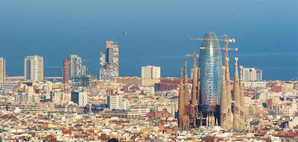 La crisis de Cataluña restó 319 millones a la actividad turística en 2017