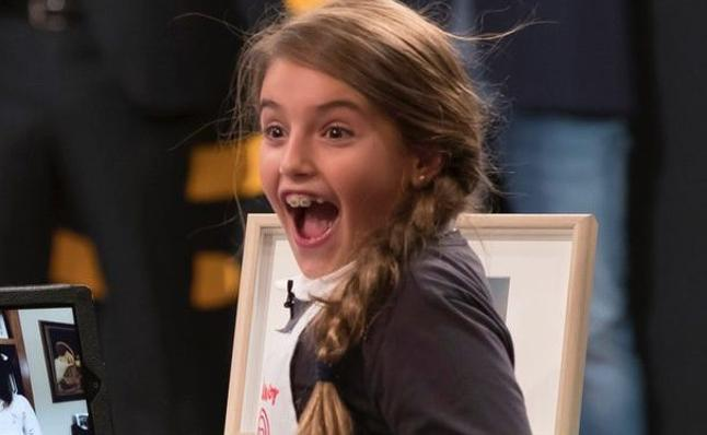 'MasterChef' bate récord de audiencia con la victoria de Esther