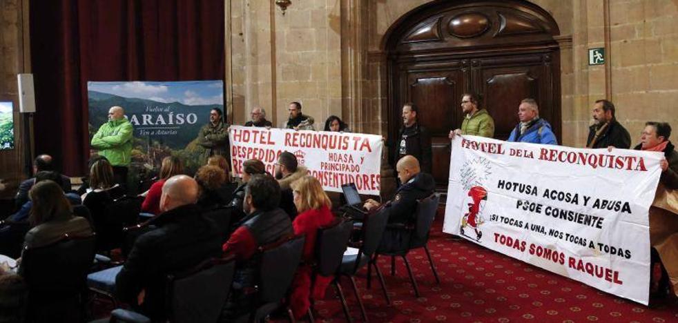 El Principado asegura que el contrato del Hotel de la Reconquista «se cumple en su integridad»