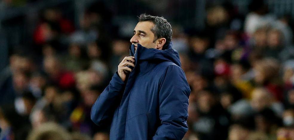 Valverde: «En el segundo tiempo estábamos más pendientes del partido del domingo»