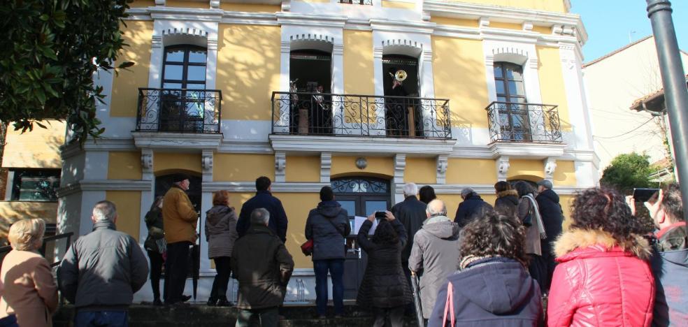 Carreño se convierte en la capital regional de la literatura en llingua asturiana