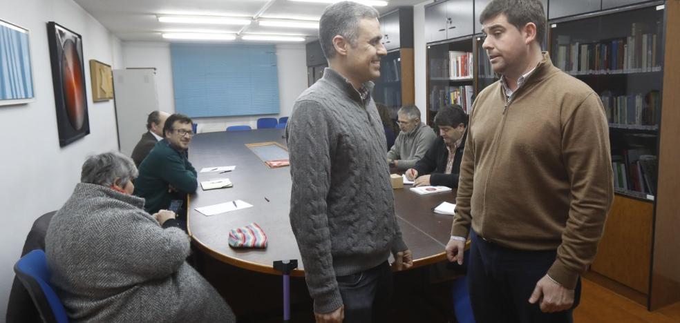 El PSOE y UGT acuerdan colaborar para promover el desarrollo económico