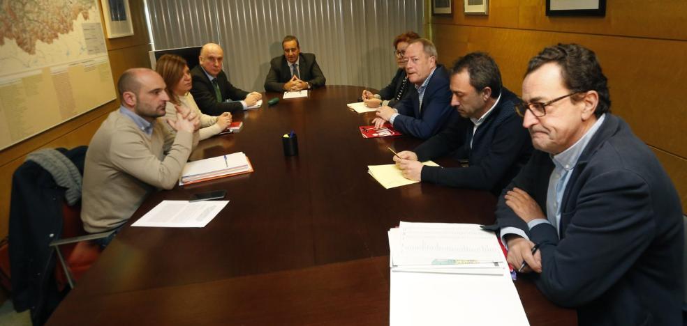Principado e IU anuncian el «desbloqueo y reinicio» del plan del área central