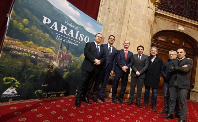 El turismo rural y los extranjeros, motor en Asturias del auge del sector