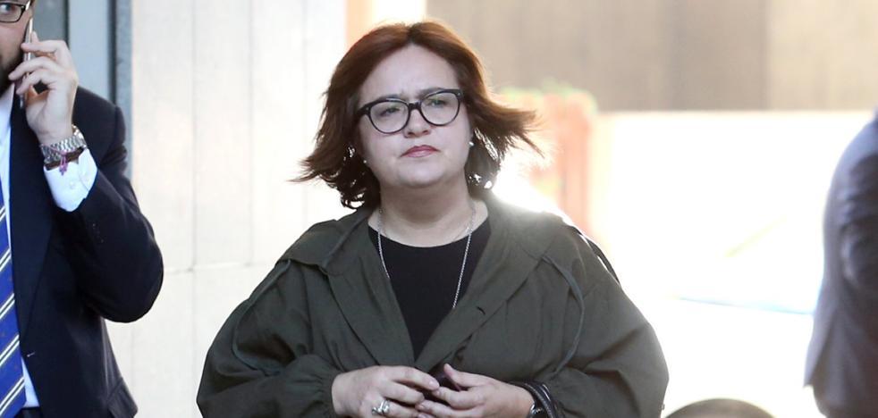 La funcionaria Marta Renedo, condenada a devolver 1,5 millones al Ejecutivo regional