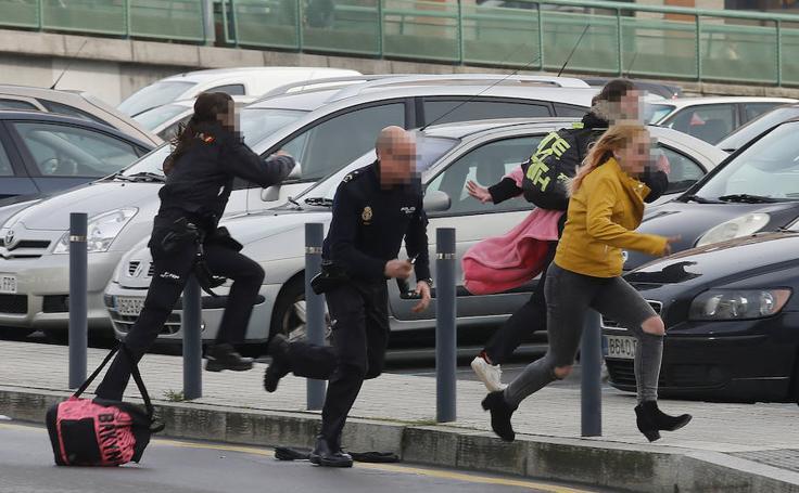 Localizada en Gijón la menor desparecida en Oviedo
