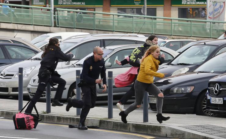 Aparece la menor desaparecida en Oviedo
