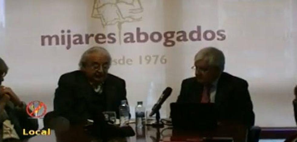 Directo: Acero Díaz, en el seminario Mijares Abogados