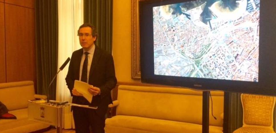 Couto pide «unidad y coordinación» para empezar con la ejecución de obras ferroviarias a lo largo de este año