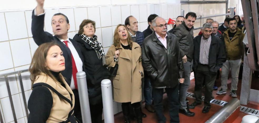 El Matadero Central reabre «para ser un referente en Asturias»