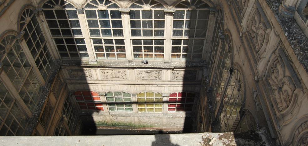 El Palacio de Maqua recuperará la configuración original de su interior