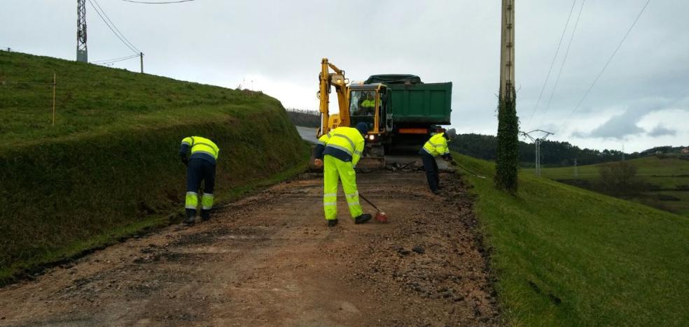 Corvera invertirá 50.000 euros en un nuevo plan de asfaltados