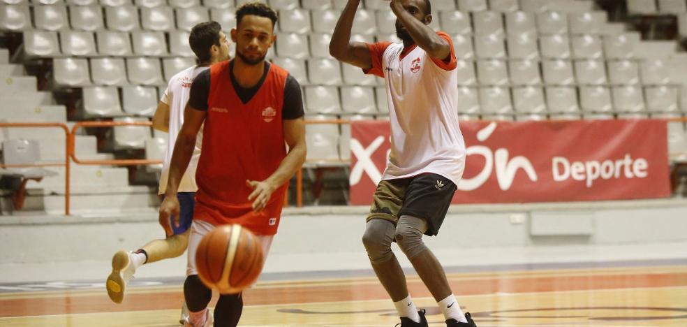 El Gijón Basket se enfrenta a un muro